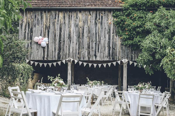 country wedding south france