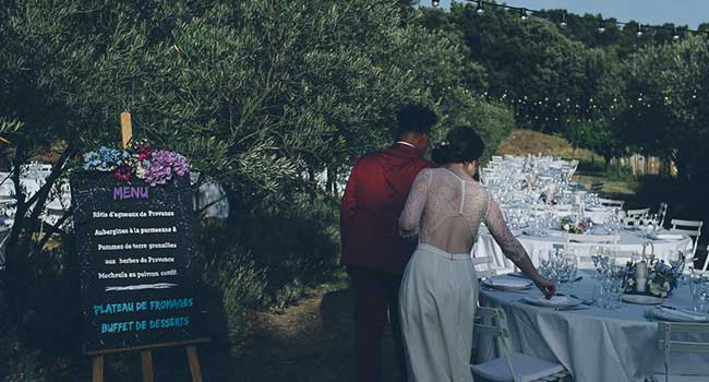 Ma Vie de Bohème - Wedding Planner & Wedding Designer - Paris Provence